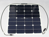 solar panel 5 w monocrystal solar panel black
