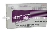 Poultry Drugs Ampicillin Soluble Powder