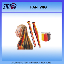 Germany Football fan wig for 2016 Euro Cup