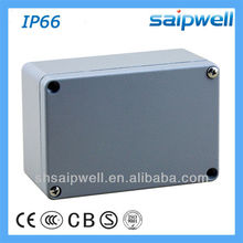 anodized extruded aluminum electronic enclosures