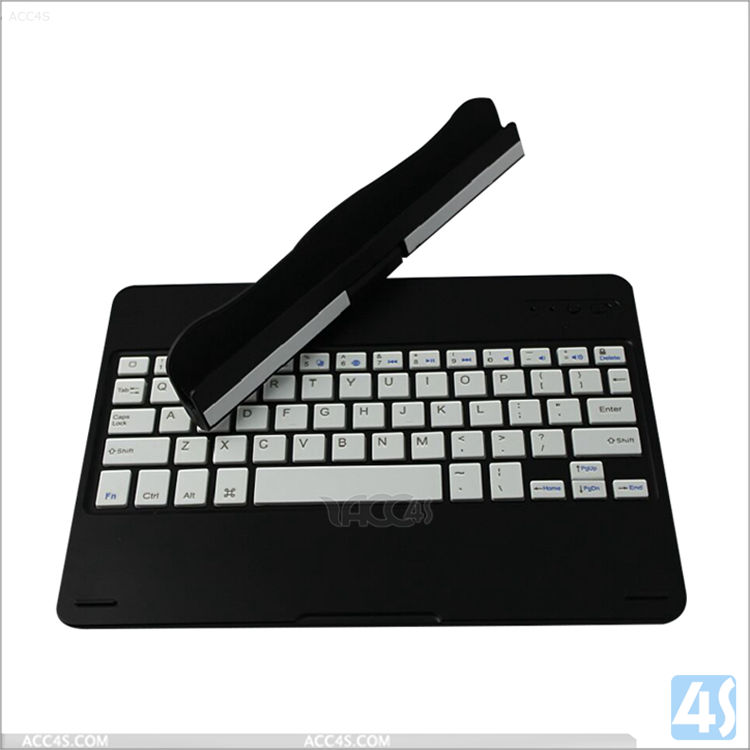 Black Ultra-thin Bluetooth 3.0 Wireless Keyboard for Apple Ipad Air 2