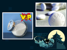 Aspirin DC90 pharmaceutical raw materials, chemicals used for advil , CAS No.: 50-78-2,