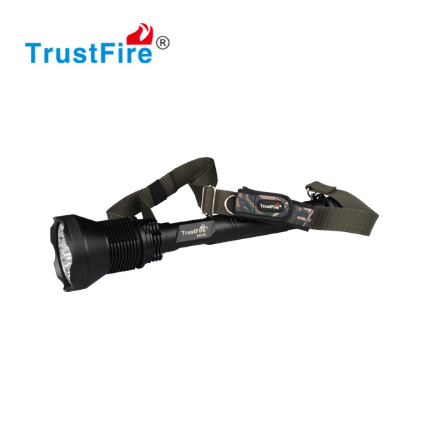 Original suppliers Trustfire AK-91 aluminum floodlight with 15* <strong>U</strong>.S. CREE XML T6 18000 lumen high lumen torch flashlight
