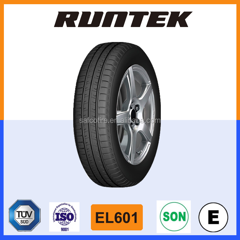 RUNTEK Brand passenger car 165/65R13 165/60R14 175/65R14 195/65R15 205/55R16 radial passenger car tires made in china