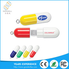 Cheap bulk wholesale Plastic flash drive usb for Promotional Medical Novelty Gifts