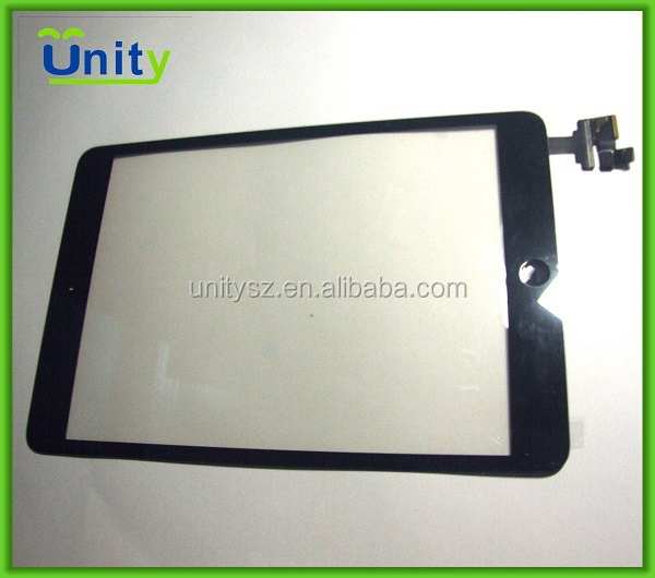 Wholesale low price for iPad mini touch panel + IC