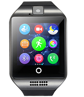 Sim Card 3g watch Q18 high quality mobile watch phones