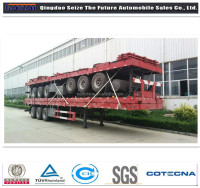 Well-known 3 axles 40 ton cargo/container trailer sale