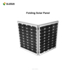 Bluesun factory supply Travel camping easy handle easy bring100w folding solar panels with bag