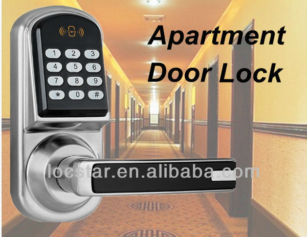 Mortise Lock With Handle Apartment Lock