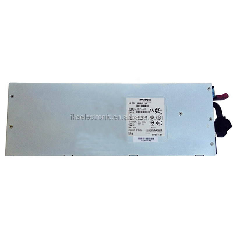 1600W Redundant Server Power Supply 0957-2198 0957-2320 RH1448Y PSU For HP RX6600 RX3600 RX4640