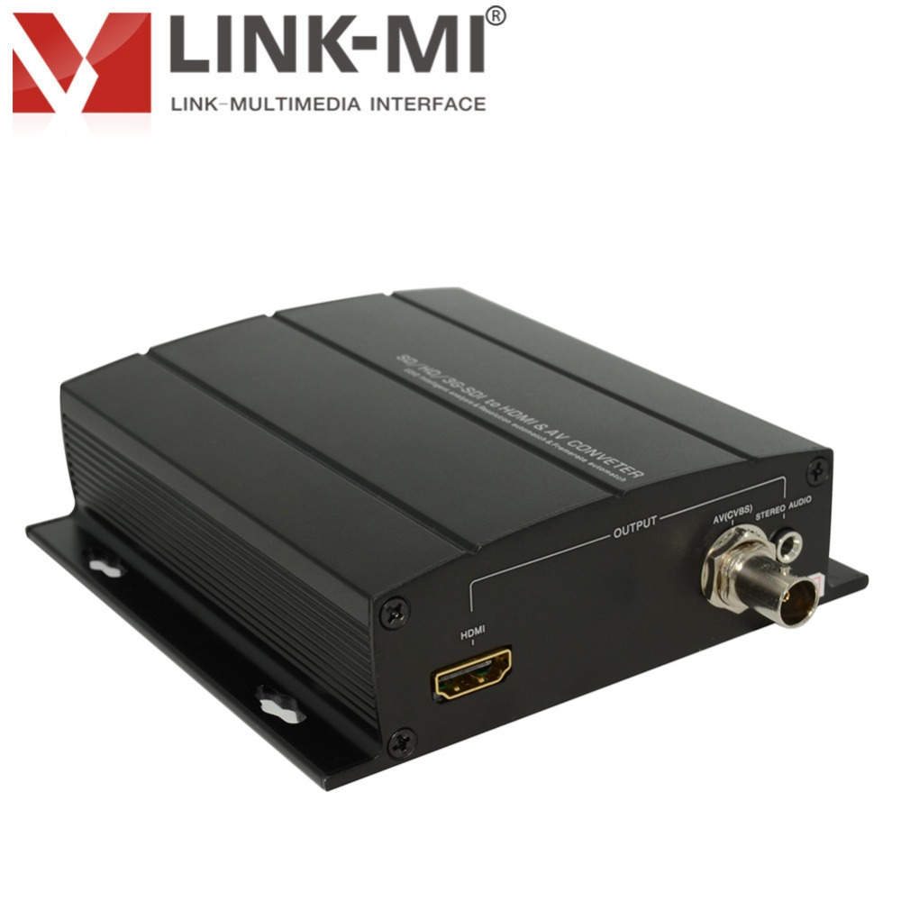 Best CEC LM-SC5810HA sdi to hdmi av cvbs converter video and sound transmission
