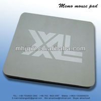 Mouse Pad With Memo Pad