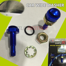 WIDE WASHER JETS WIDE SPRAY NOZZLE CLEARER WINDSCREEN FITS ROVER CITY CAR