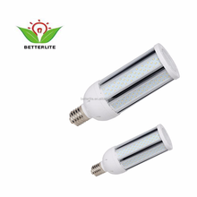 60w LED street e40 Corn Lamps In Enclosed Fittings