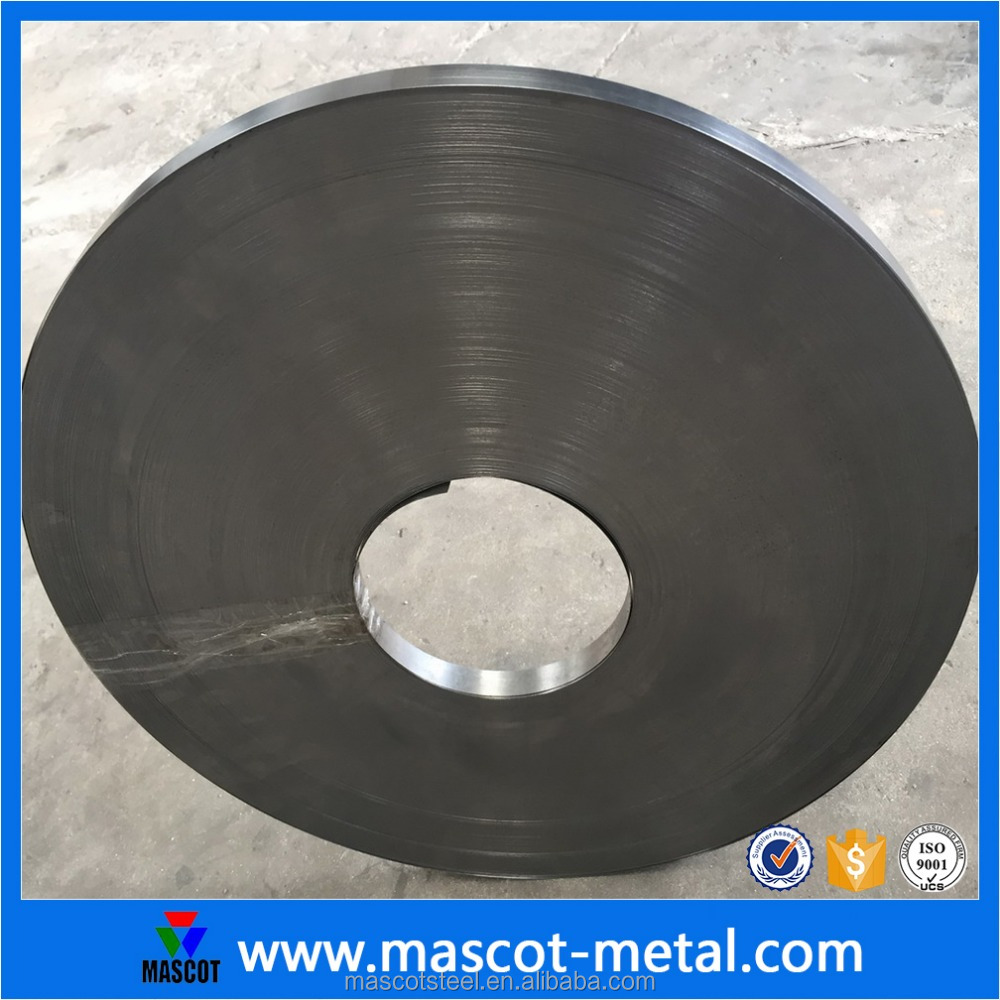 Deeply trusted high carbon steel galvanized strip