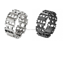 Multi Wearable tread bracelet tool