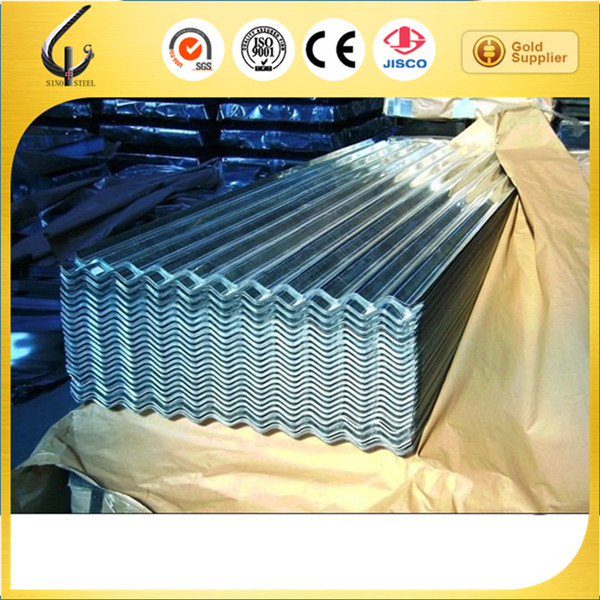galvanized roofing sheet corrugated steel sheet for building material