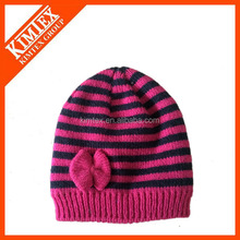 Wholesale knit baby boy hats