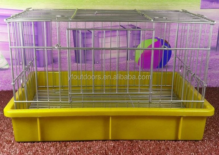Eco-friendly iron hamster house,pet cage