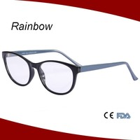 Italy design oval shape optic reading glasses