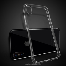 High quality clear TPU phone case for iphone 8 case, for iphone 8 cover