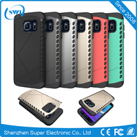 Shenzhen Manufacturer Wholesale Custom TPU PC Phone Case Cover for samsung galaxy s7
