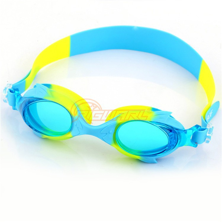 HC Professional Swimming equipment Safety Anti-Fog Kids Swimming Goggles With OEM Service