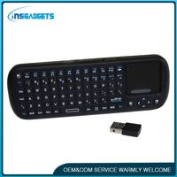 H0T002 2.4g mini fly air gyro mouse wireless keyboard