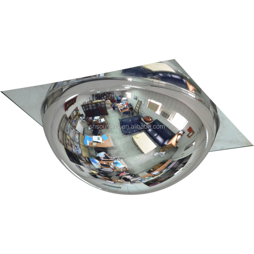 360 Degree Safety Acrylic Full Dome Mirror
