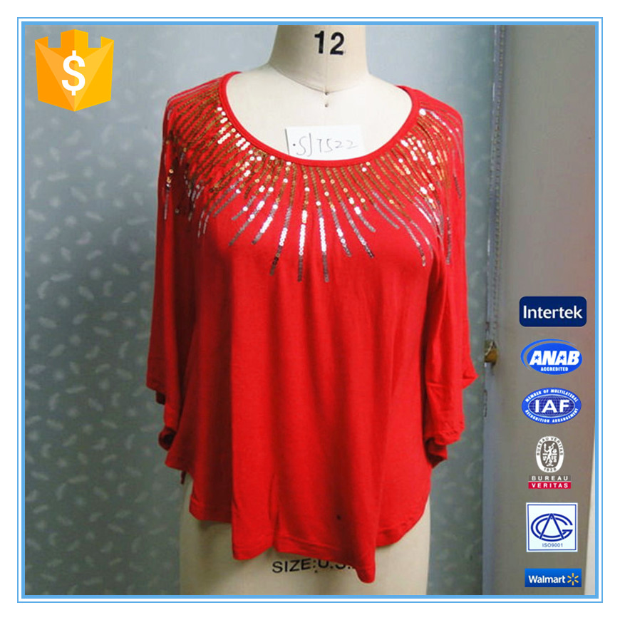 Maternity Clothes Woman Plus Size Fashion Blouse