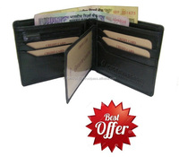Personalized Leather Men's Wallet Manufacturer In Mumbai India