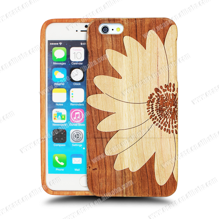 Cell Phone Protector Case for iphone 4/for iphone 4s Case Wood