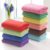 custom wholesale plush cleaning microfiber towel / dog dog cleaning microfiber towels / microfiber chenille cleaning towel