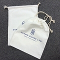 Custom cheap printed non woven drawstring dust bags