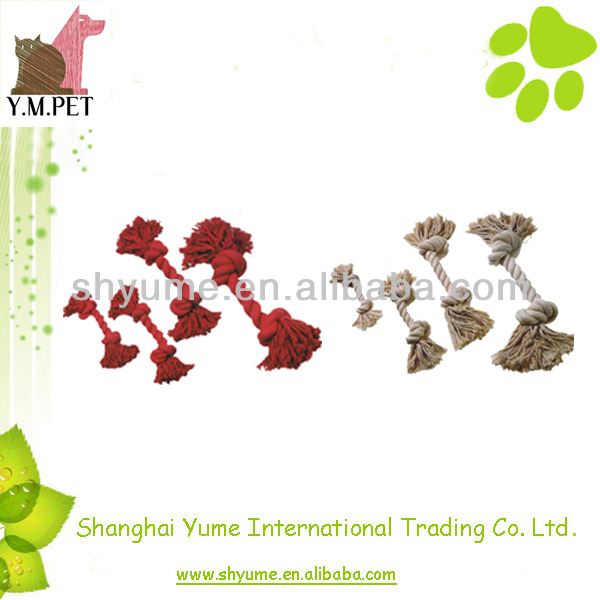 Rope Knot Dog Toys Manufacturer of Pet Toys