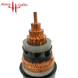 Steel Wire Armoued Copper 70mm2 11kV Cable XLPE Insulation Specifications