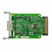 HWIC-1T= Cisco 1-Port Serial WAN Interface Card Module