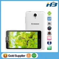 "Original Lenovo S890 5""QHD screen Dual core MTK6577 Android 4.0 smartphone 1G RAM 8MP Rear cameara"