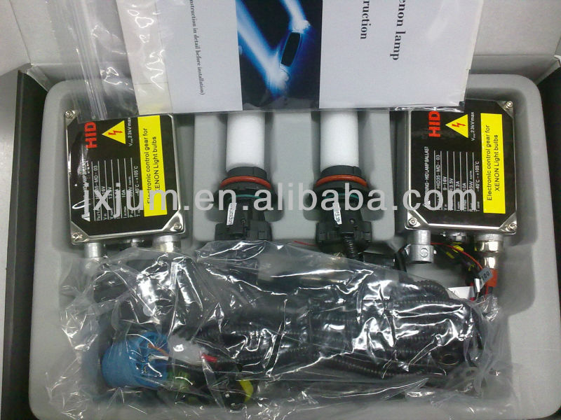 JLM Hid xenon kits with normal ballast with H13Hilow headlight bulb