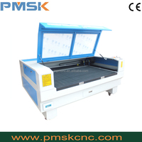 1610 1810 High precision & speed automatic co2 cutting laser with auto feeding