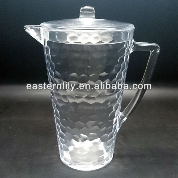BPA free Plastic Water pitcher