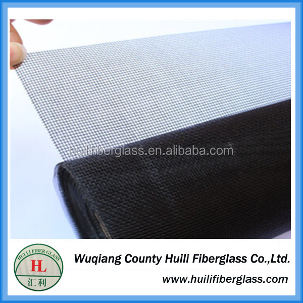 Hengshui China Best insect screen mosquito net/Stealth fiberglass window screening exporter