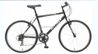 700C STEEL FRMAE MOUNTAIN BIKE /BICYCLE 21 SPEED FRONT V BRAKE SWMTB083