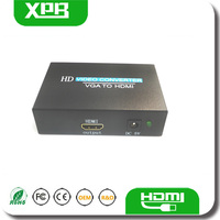 Competitive Price Laptop TV DVD VGA Converter to HDMI for Home Theater