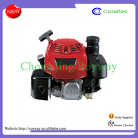 Manufacturer Price 4 stroke Air Cooled single cylinder CT180 6hp gasoline engine with vertical shaft