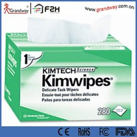 Kimwipes Fiber Cleaning Wipes