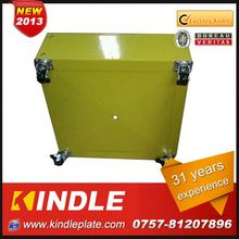 Kindle 2013 New polychrome metal plant caddy with 31 years experience