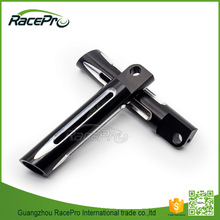 Deep Cut Motorbike Foot Peg Footpeg For Harley Touring Street Glide Dyna Softail Sportster