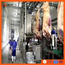 One Stop Solutions Cattle and Pig Slaughter Equipment Abattoir Machine Production Line for Mother Cow Sheep Goat Hog